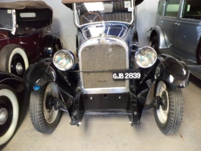 Vintage Car Restoration in Goa
