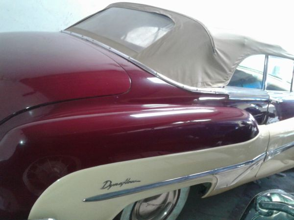 BUICK ROADMASTER CONVERTIBLE 1951